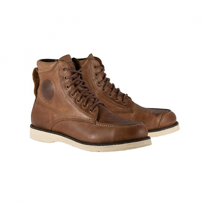 알파인스타즈 OSCAR MONTY RIDING SHOES BROWN