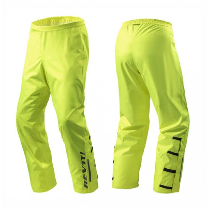 레빗 REV'IT ACID RAIN PANTS NEON YELLOW
