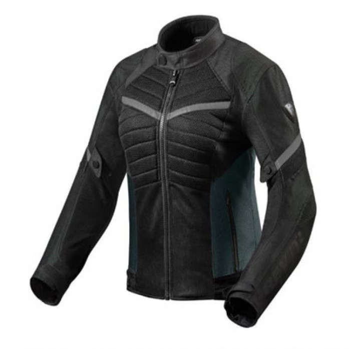 레빗 REV'IT ARC AIR LADIES JACKET BLK/GREY