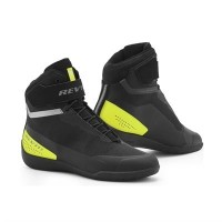 레빗 REV'IT MISSION SHOES BLACK/NEON-YELLOW